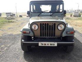 Used Mahindra Thar 2012 for sale