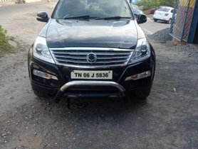 2013 Mahindra Ssangyong Rexton for sale