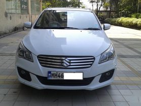 Used Maruti Suzuki Ciaz car at low price