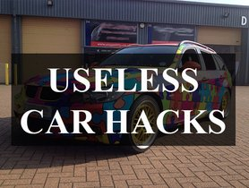 3+6 Useless Car Hacks You Never Want To Use