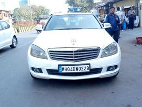 Mercedes Benz C Class 200 K AT 2008 for sale