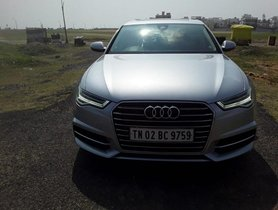 Good as new 2015 Audi A6 for sale