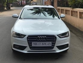 Used Audi A4 2016 for sale at low price