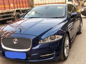 Used 2011 Jaguar XJ car at low price