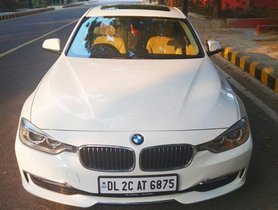 2015 BMW 3 Series for sale at low price