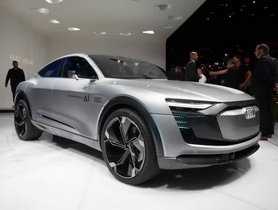All To Know About The Audi Elaine EV Concept