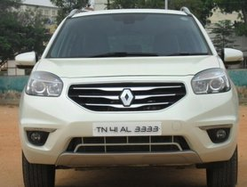 Renault Koleos 4X4 AT 2012 for sale