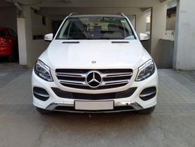 Used Mercedes Benz GLE 2017 for sale at low price