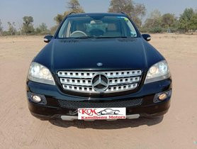 Used 2008 Mercedes Benz M Class for sale