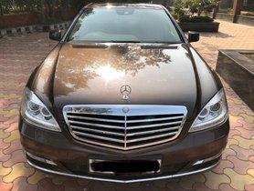 Used Mercedes Benz S Class 2012 car at low price