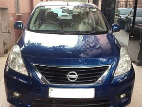 Used Nissan Sunny 2013 car at low price