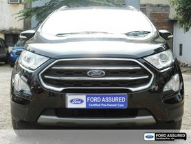 Used Ford EcoSport 1.5 Petrol Titanium 2016 for sale