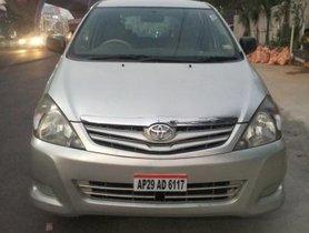 Used Toyota Innova 2008 car at low price