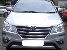 Toyota Innova 2.5 VX (Diesel) 8 Seater 2014 for sale