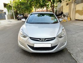 Used Hyundai Elantra CRDi SX AT 2013 for sale