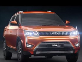 Mahindra XUV300 To Launch on February 15, 2019