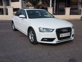 Used Audi A4 2014 for sale at low price