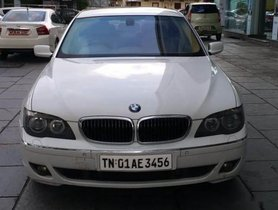 Used BMW 7 Series car 2006 for sale at low price