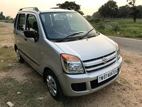 2008 Maruti Suzuki Wagon R for sale at low price
