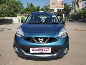Used Nissan Micra XV CVT 2017 for sale