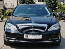 Used Mercedes Benz S Class 2013 car at low price