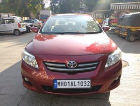 Used Toyota Corolla Altis 2009 for sale at low price
