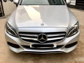Mercedes Benz C Class C 220 CDI Avantgarde 2016 for sale