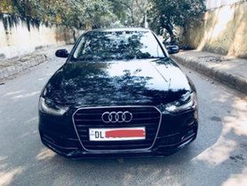 Audi A4 2.0 TDI 177 Bhp Technology Edition 2014 for sale