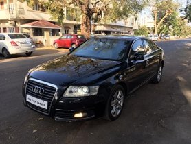 Used Audi A6 2010 car at low price