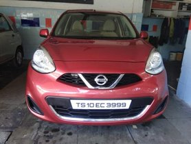 Used 2015 Nissan Micra for sale