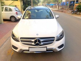 2016 Mercedes Benz GLC for sale at low price