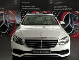 Mercedes-Benz E-Class E350 CDI Avantgrade by owner