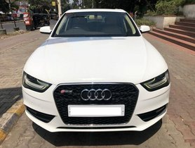 Audi A4 2.0 TDI 177 Bhp Premium Plus for sale