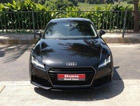 Good as new Audi TT 45 TFSI for sale