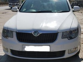 2011 Skoda Superb 2009-2014 for sale at low price