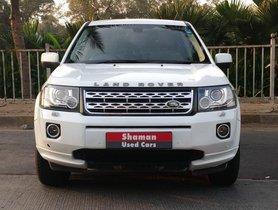 Used 2014 Land Rover Freelander 2 car at low price