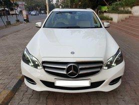 Mercedes-Benz E-Class E250 CDI Avantgrade by owner