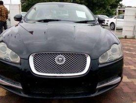 Used Jaguar XF 2010 car at low price