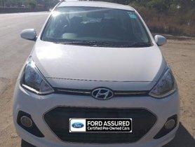 Used Hyundai Xcent 2017 car at low price