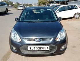 Used 2014 Ford Figo car at low price