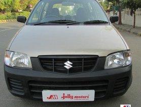 Maruti Alto LXi 2012 for sale