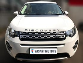 Used Land Rover Discovery Sport TD4 HSE 2017 for sale
