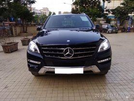 2015 Mercedes Benz M Class for sale