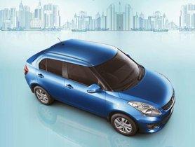 Maruti Suzuki Dzire is the Best-selling Car of India, Beats Alto