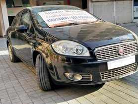 Used Fiat Linea car 2009 for sale at low price