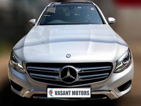 Mercedes-Benz GLC 220d 4MATIC Style 2017 for sale