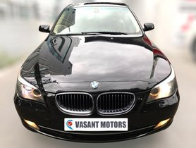 BMW 5 Series 525d 2007 for sale