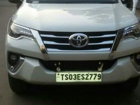 2018 Toyota Fortuner for sale at low price
