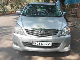 Toyota Innova 2.5 VX 7 STR BSIV 2011 for sale