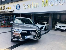 2017 Audi Q7 for sale at low price